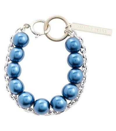 Marine Serre - Hybrid Beaded bracelet | Mytheresa