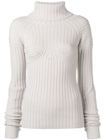 Circus Hotel Roll Neck Jumper - Farfetch