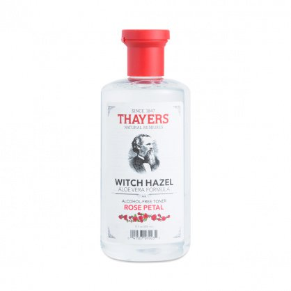 Alcohol-Free Witch Hazel Toner, Rose Petal - Thrive Market