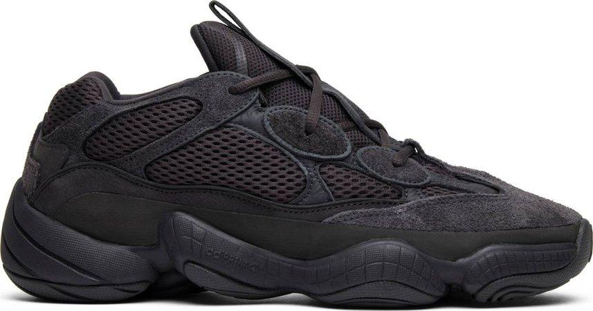 Yeezy 500 'Utility Black' - adidas - F36640 | GOAT