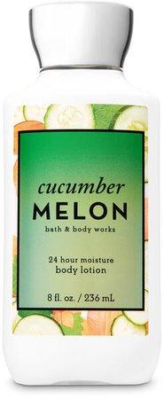 Cucumber Melon Lotion | Bath & Body Works