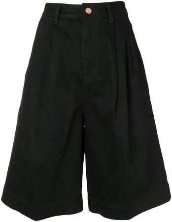 Eenk Denim Bermuda Shorts