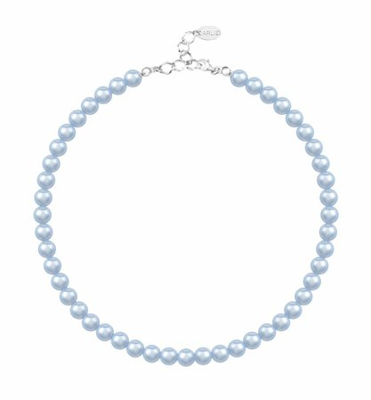 light blue necklace - Pesquisa Google