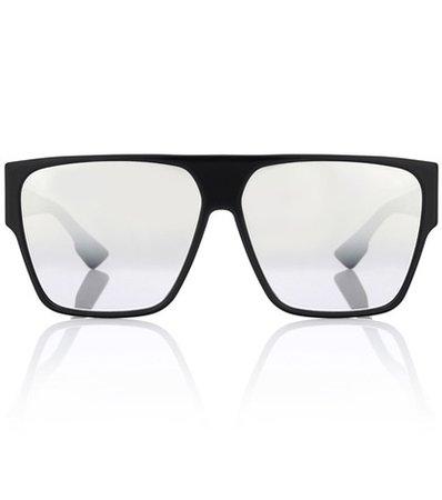 Dior Hit rectangular sunglasses