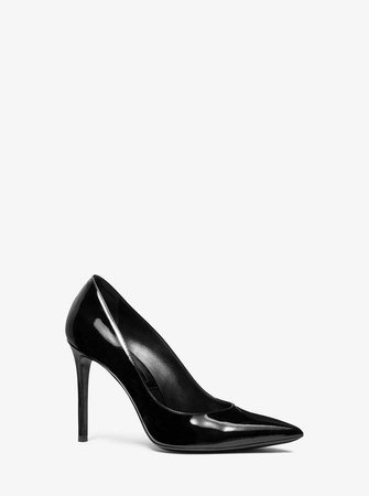 Gretel Patent Calf Leather Pump