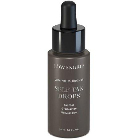 Löwengrip Luminous Bronze Self-Tan Drops For Face 30 ml