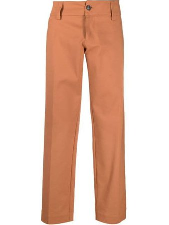 Opening Ceremony Tailored straight-leg Trousers - Farfetch