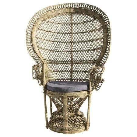 morticia addams rattan chair - Google Search