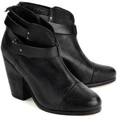 RAG & BONE Harrow Boot in Black