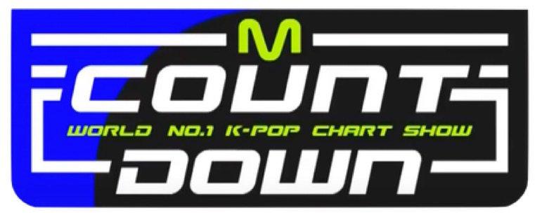 M Countdown 2021 Logo