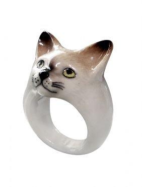cat ring png filler white
