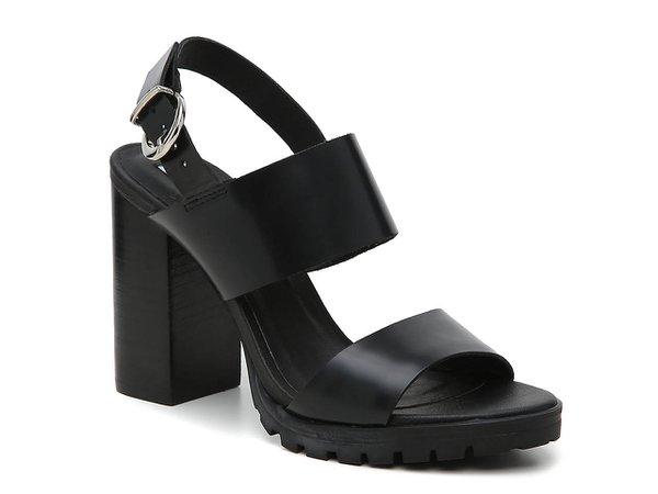 Steve Madden Emil Platform Sandal Women's Shoes | DSW