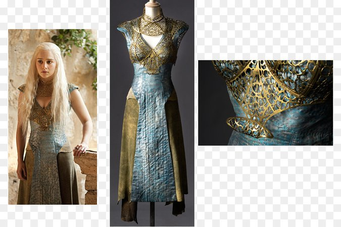 daenerys targaryen game of thrones outfits
