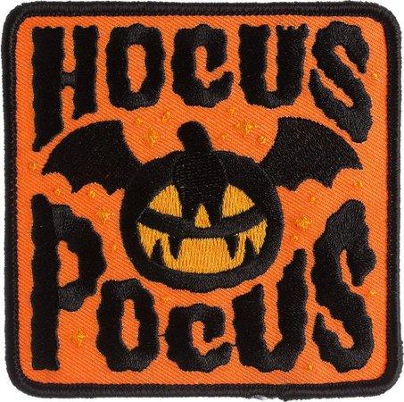Sourpuss - Hocus Pocus Patch - Buy Online Australia – Beserk
