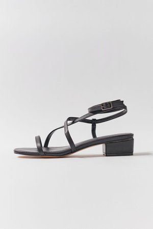 49 UO Molly Strappy Heel | Urban Outfitters