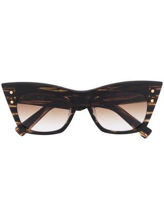 Balmain B-II Sunglasses - Farfetch