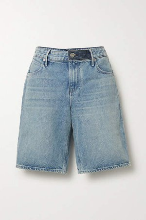 Jami Denim Shorts - Light denim