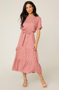 Sundown Midi Dress | BB Dakota