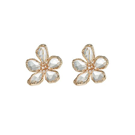 JESSICABUURMAN – BAGIN Flower Ear Studs Earrings - Pair