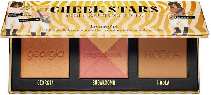 Cheeks Stars Reunion Tour: Blush, Bronzer & Highlighter Palette