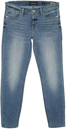 Lucky Brand Women's 10926 Stella Skinny Low Rise Jeans, Beechly at Amazon Women's Jeans store