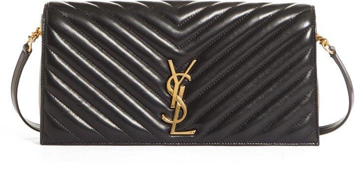 Kate Matelasse Leather Shoulder Bag