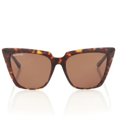 Cat-Eye Sunglasses | Balenciaga - Mytheresa