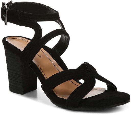 Leana Block Heel Sandal