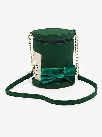 Disney Alice In Wonderland Mad Hatter Hat Bag