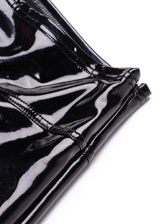Latex Biker Shorts – Steele Official
