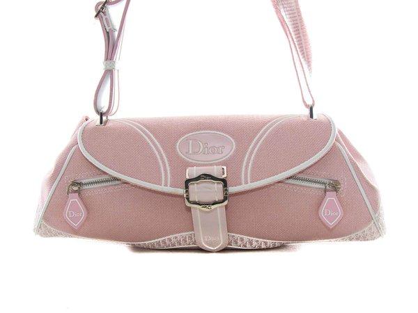 vintage dior bag pink - Google Search