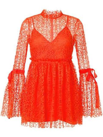 alice mccall back to you dress