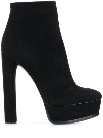 Casadei Platform Ankle Boots - Farfetch
