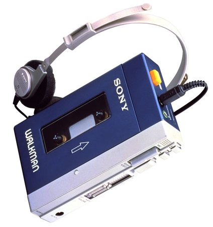 portable music player from the 80s - Google Search