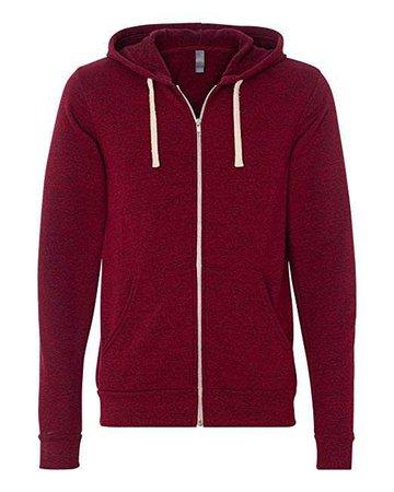 Amazon.com: Bella + Canvas Unisex Triblend Sponge Fleece Full-Zip Hoodie: Clothing