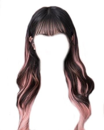 Pink Highlights   @moonchild_mags