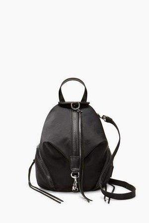 Convertible Mini Julian Nylon Backpack