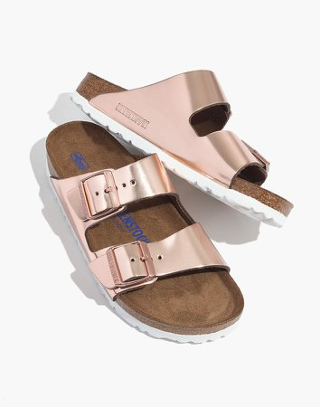 Birkenstock Arizona Sandals in Leather