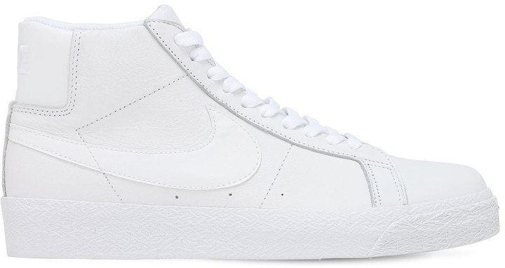 Sb Zoom Blazer Mid Top Sneakers