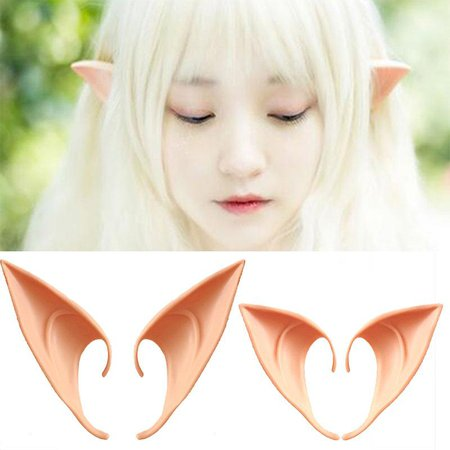 Mysterious Angel Elf Ears Fairy Cosplay Accessories Halloween Party Decoration Latex Soft Pointed Prosthetic False Ears Justin Bieber Party Supplies Kid Birthday Decorations From Totwo9, $3.96| DHgate.Com