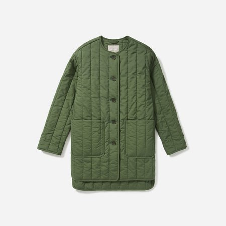 Women's Cotton Quilted Jacket   Everlane