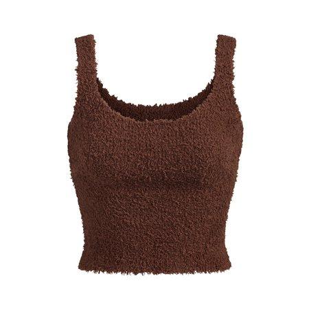 Skims Cozy Knit Vest