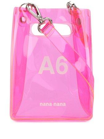 Nana-Nana Mini A6 Tote Bag - Farfetch