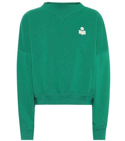Madilon cotton-blend sweater
