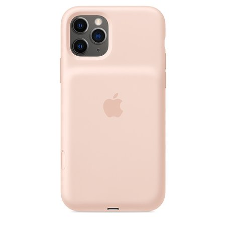 Smart Battery Case pour iPhone 11 Pro  – Rose des sables - Apple (FR)