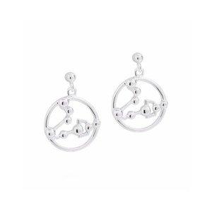 Pisces earrings