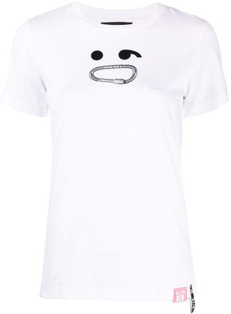 T-Sily-S8 graphic print T-shirt