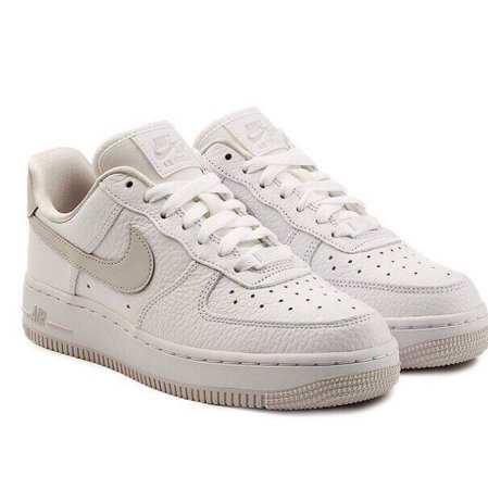 Nike Air Force white milk 🥛