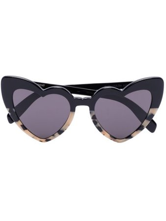 Saint Laurent Eyewear New Wave Loulou Sunglasses - Farfetch