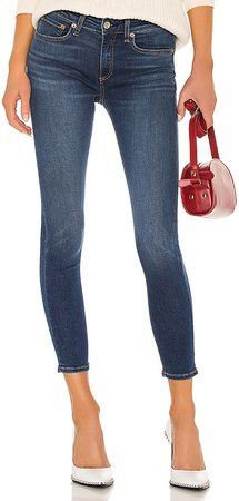 Cate Mid Rise Ankle Skinny. - size 26 (also